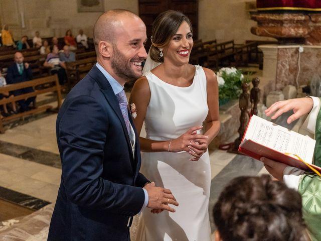 La boda de Kiko y Paula en Elx/elche, Alicante 22