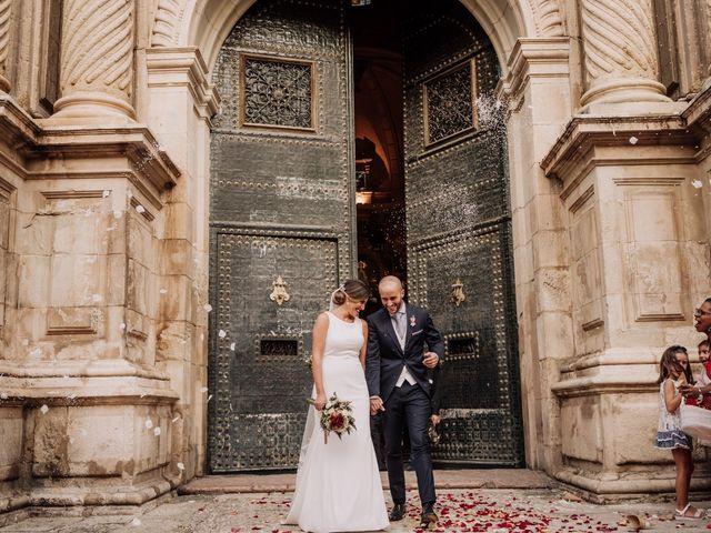 La boda de Kiko y Paula en Elx/elche, Alicante 23