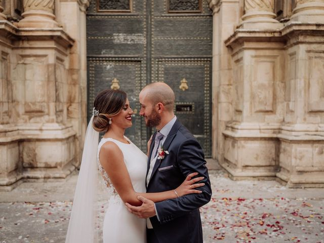 La boda de Kiko y Paula en Elx/elche, Alicante 24