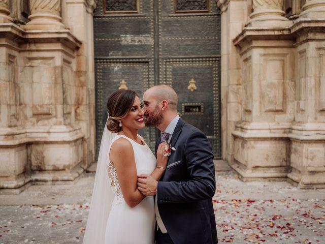 La boda de Kiko y Paula en Elx/elche, Alicante 25