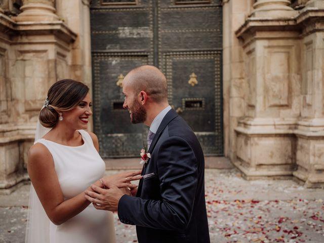 La boda de Kiko y Paula en Elx/elche, Alicante 26