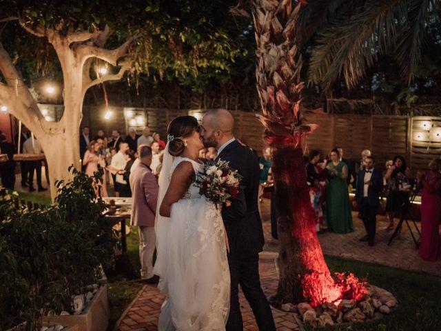 La boda de Kiko y Paula en Elx/elche, Alicante 33