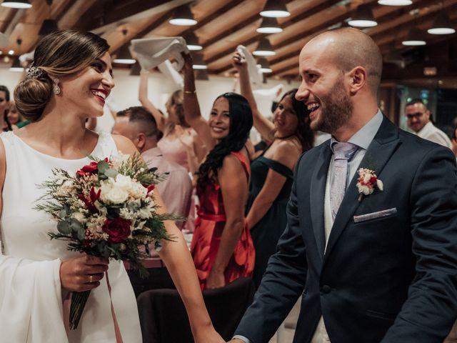 La boda de Kiko y Paula en Elx/elche, Alicante 35