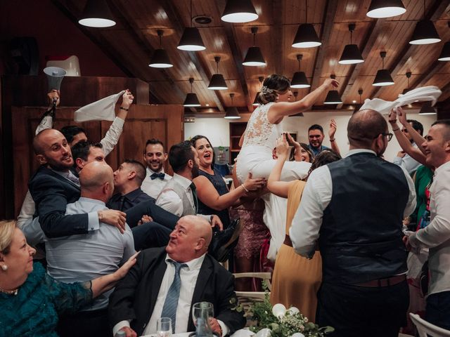 La boda de Kiko y Paula en Elx/elche, Alicante 37