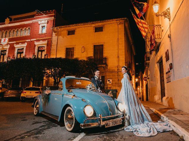 La boda de Pedro y Judith en Villena, Alicante 2