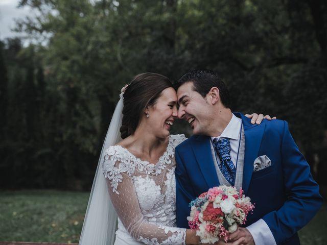 La boda de Desirée y Ismael
