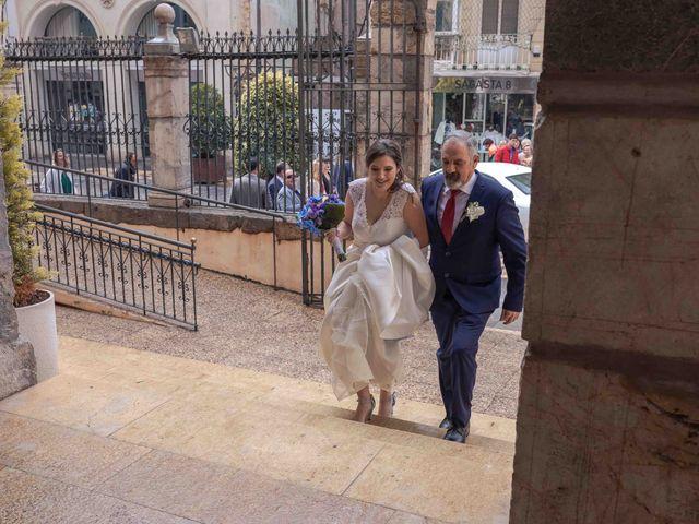 La boda de Mariangeles y Diego en Cartagena, Murcia 21