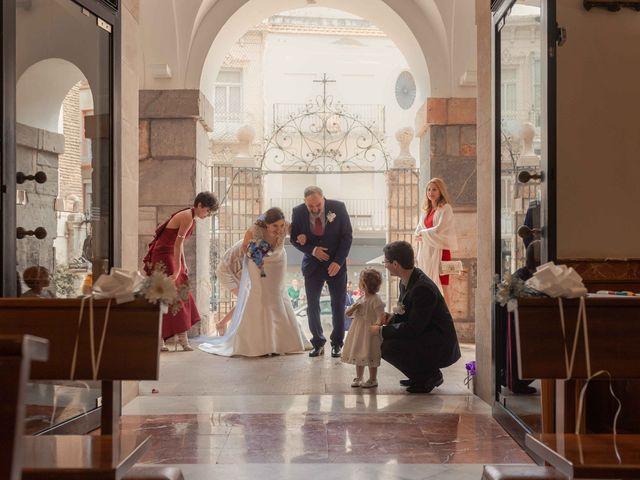 La boda de Mariangeles y Diego en Cartagena, Murcia 22