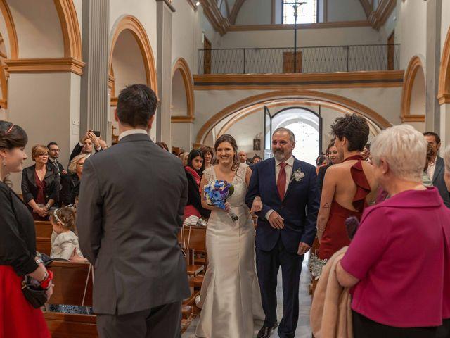 La boda de Mariangeles y Diego en Cartagena, Murcia 23