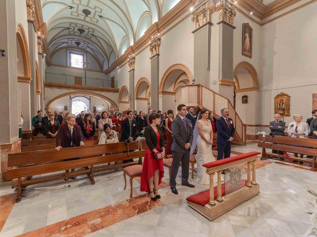 La boda de Mariangeles y Diego en Cartagena, Murcia 25
