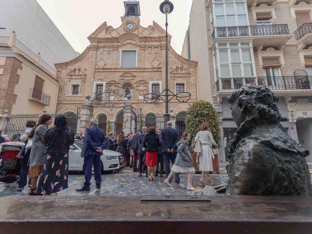 La boda de Mariangeles y Diego en Cartagena, Murcia 33