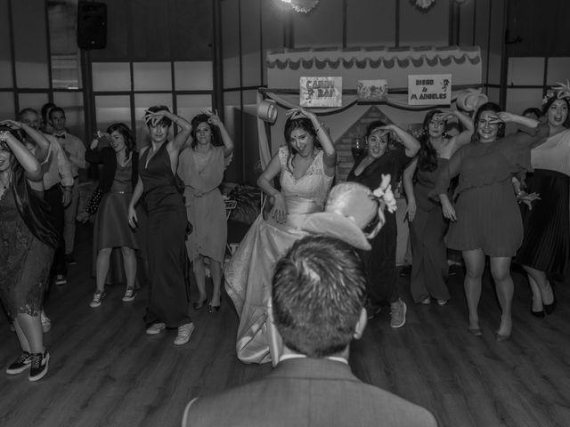 La boda de Mariangeles y Diego en Cartagena, Murcia 54