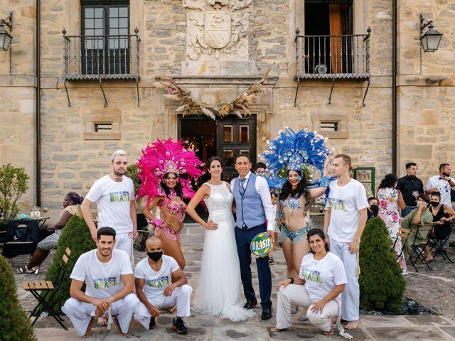 La boda de Anderson y Ione en Vitoria-gasteiz, Álava 45