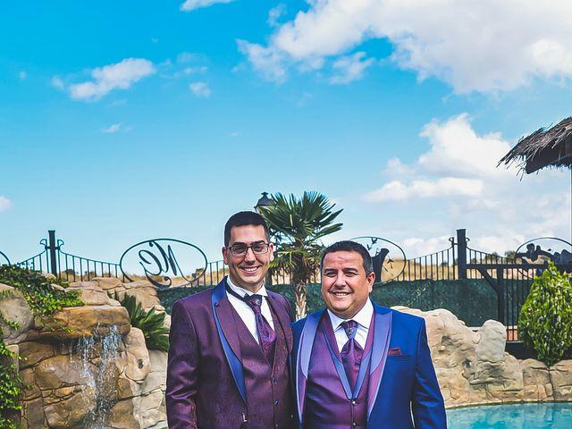 La boda de Jordi y Jose Luis