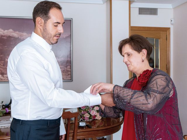 La boda de Juanfran y Belén en Alacant/alicante, Alicante 22