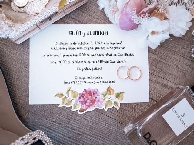 La boda de Juanfran y Belén en Alacant/alicante, Alicante 98