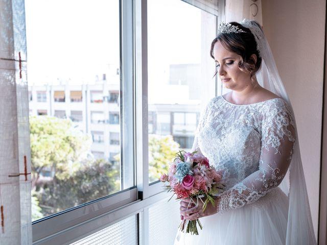 La boda de Juanfran y Belén en Alacant/alicante, Alicante 237