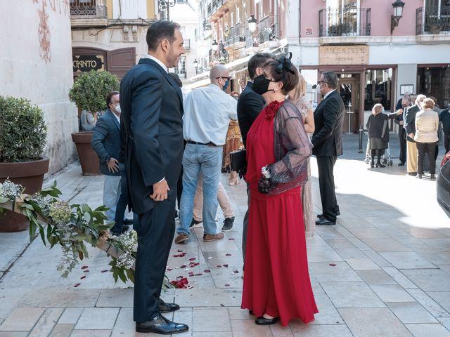 La boda de Juanfran y Belén en Alacant/alicante, Alicante 250