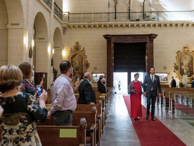 La boda de Juanfran y Belén en Alacant/alicante, Alicante 252