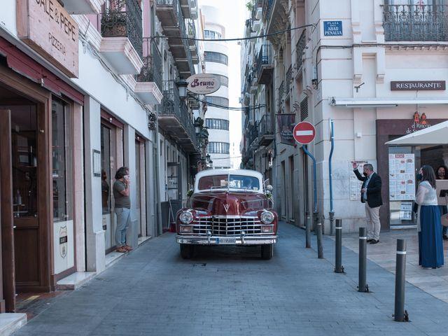 La boda de Juanfran y Belén en Alacant/alicante, Alicante 262