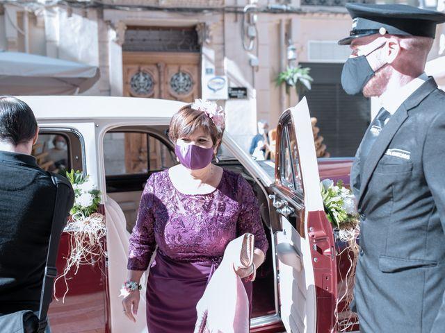 La boda de Juanfran y Belén en Alacant/alicante, Alicante 268