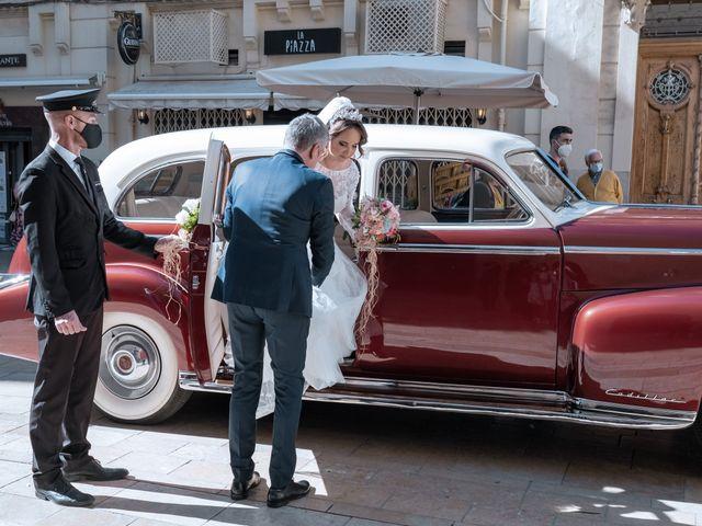 La boda de Juanfran y Belén en Alacant/alicante, Alicante 272