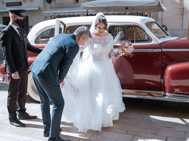 La boda de Juanfran y Belén en Alacant/alicante, Alicante 273