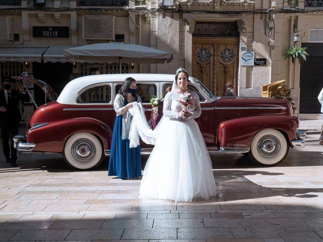 La boda de Juanfran y Belén en Alacant/alicante, Alicante 274