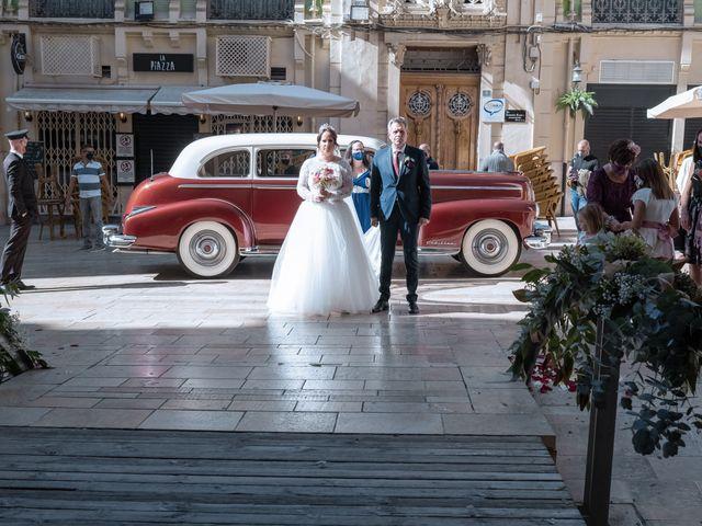 La boda de Juanfran y Belén en Alacant/alicante, Alicante 275