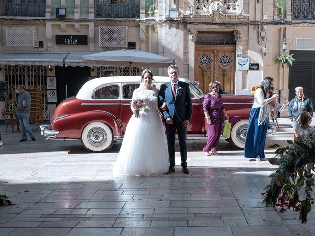 La boda de Juanfran y Belén en Alacant/alicante, Alicante 276