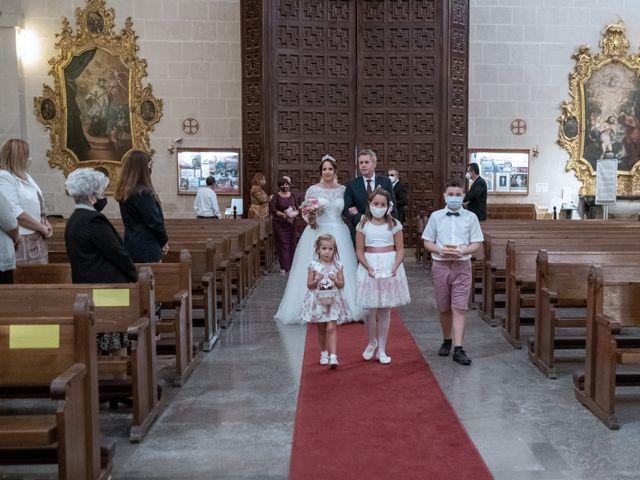 La boda de Juanfran y Belén en Alacant/alicante, Alicante 280