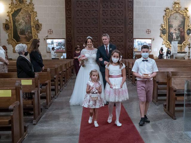 La boda de Juanfran y Belén en Alacant/alicante, Alicante 282