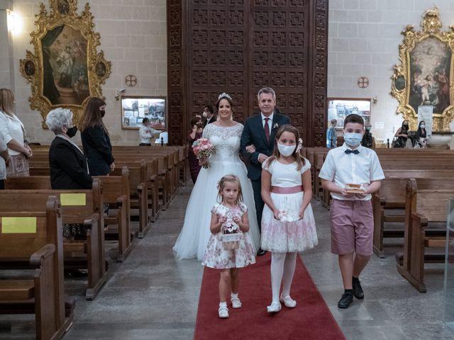 La boda de Juanfran y Belén en Alacant/alicante, Alicante 284