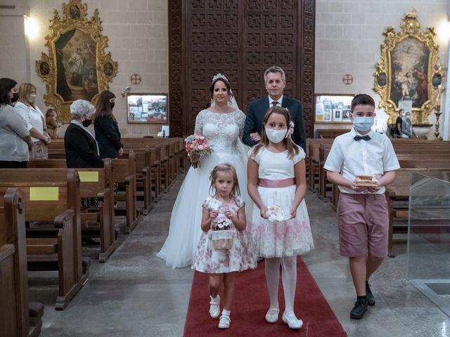 La boda de Juanfran y Belén en Alacant/alicante, Alicante 285