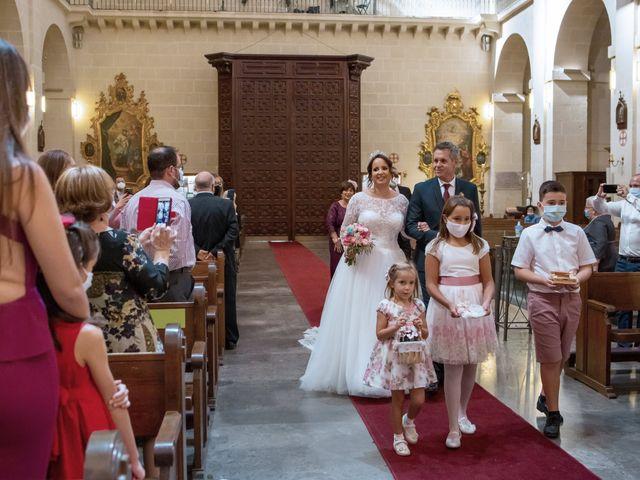 La boda de Juanfran y Belén en Alacant/alicante, Alicante 286