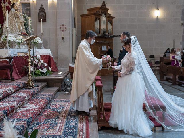 La boda de Juanfran y Belén en Alacant/alicante, Alicante 294