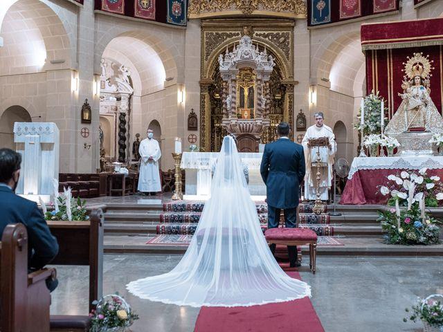 La boda de Juanfran y Belén en Alacant/alicante, Alicante 297