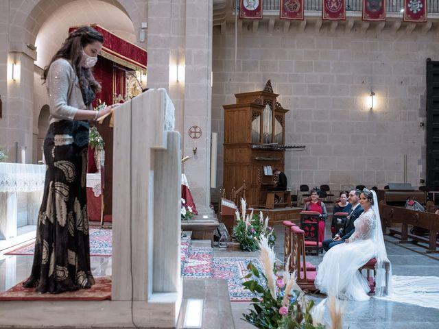 La boda de Juanfran y Belén en Alacant/alicante, Alicante 299