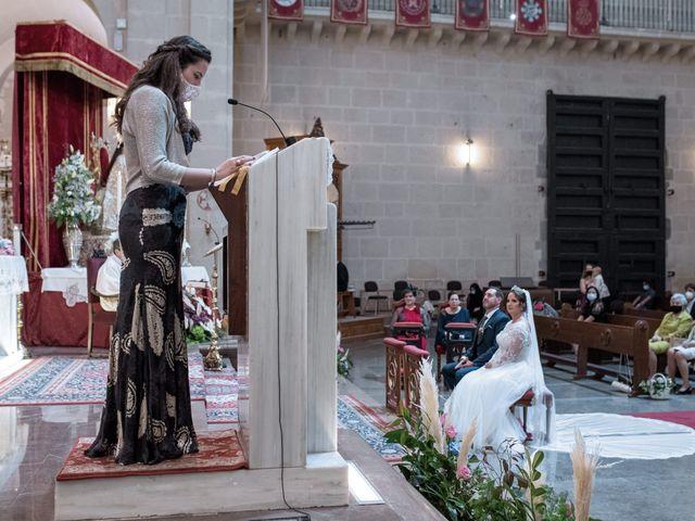 La boda de Juanfran y Belén en Alacant/alicante, Alicante 300