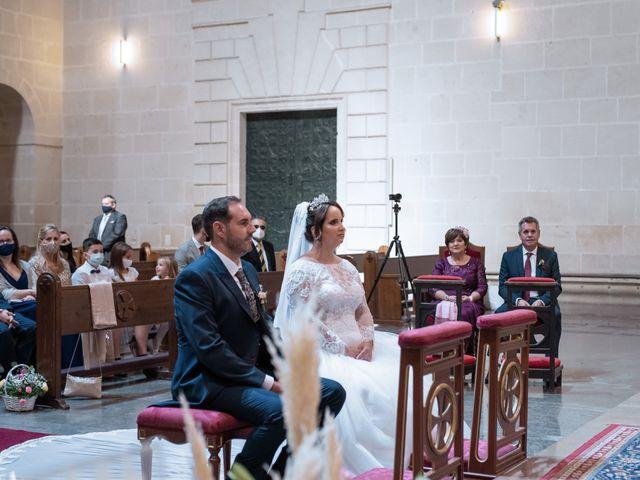 La boda de Juanfran y Belén en Alacant/alicante, Alicante 310