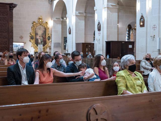 La boda de Juanfran y Belén en Alacant/alicante, Alicante 311