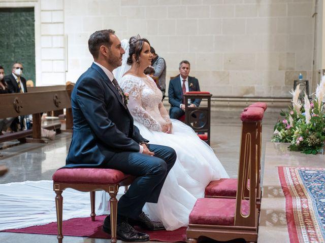 La boda de Juanfran y Belén en Alacant/alicante, Alicante 313