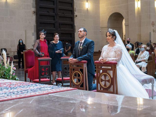 La boda de Juanfran y Belén en Alacant/alicante, Alicante 320