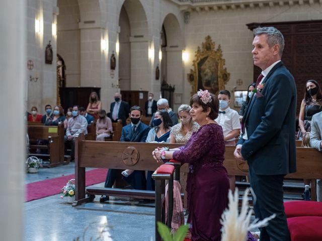 La boda de Juanfran y Belén en Alacant/alicante, Alicante 321
