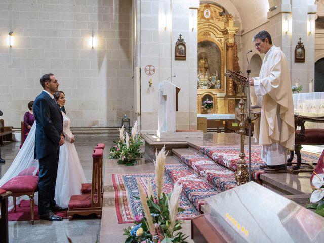 La boda de Juanfran y Belén en Alacant/alicante, Alicante 323