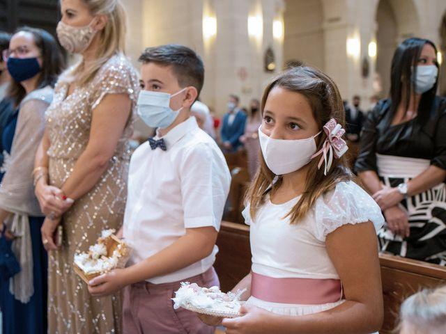 La boda de Juanfran y Belén en Alacant/alicante, Alicante 334