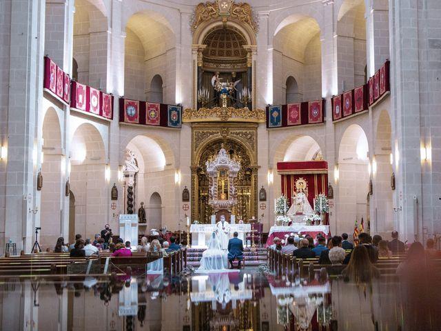 La boda de Juanfran y Belén en Alacant/alicante, Alicante 337