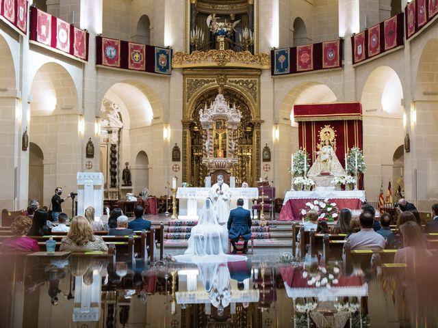 La boda de Juanfran y Belén en Alacant/alicante, Alicante 338