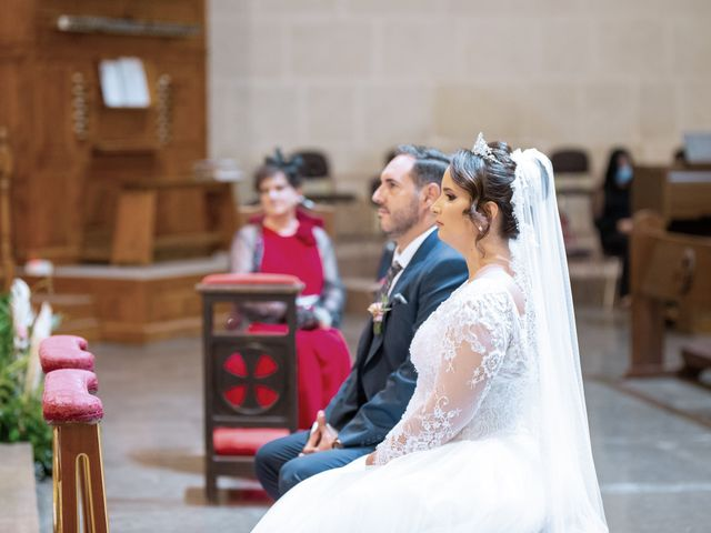 La boda de Juanfran y Belén en Alacant/alicante, Alicante 340