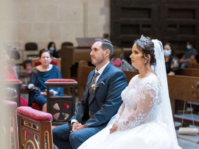La boda de Juanfran y Belén en Alacant/alicante, Alicante 344